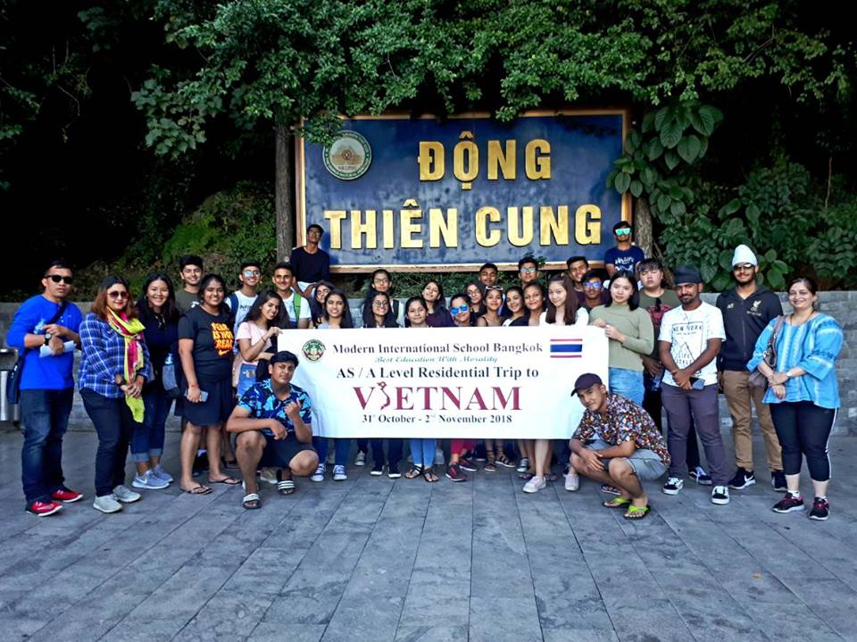 Residential trip to Vietnam