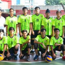 fINAL' 2016 Boys volleyball U-15 @ MISB