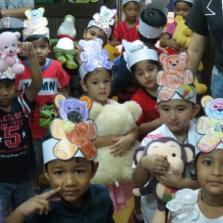 EYFS Teddy Bear Party ' 2015