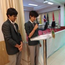 2017 Secondary Intramural Drama Competition