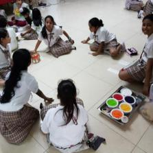 Rangoli & Mask Painting