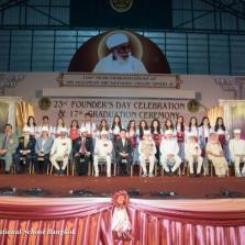 23rd Founder's Day Celebration & 17th Graduation Ceremony