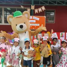 EYFS Teddy Bear's Party 2018