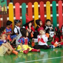 EYFS Halloween Party 2017-10-31