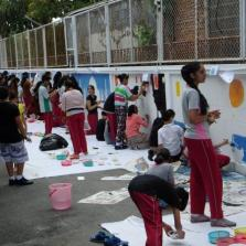 Secondary Intramural wall painting competition 2017