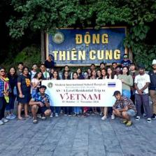 Residential trip to Vietnam 31Oct-2Nov. 2018