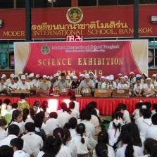 MISB Science Exhibition 2018-2019