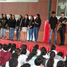 Secondary Intramural Singing Competition 22-3-18